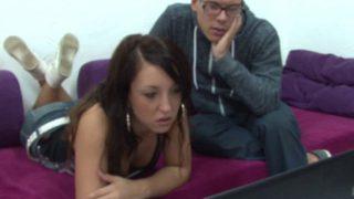 Porno français pour prof de français