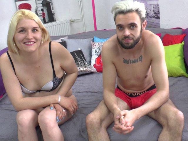 Porno francais jeune épouse passe un casting X