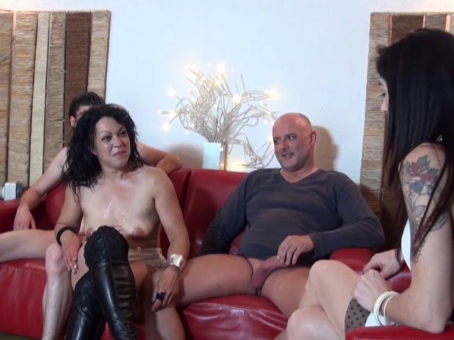 Porno français d'une femme fontaine