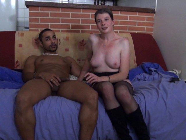 Casting porno français d'une MILF